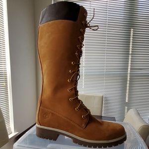 "Timberland 16.5"" Premium Waterproof Leather Boots"